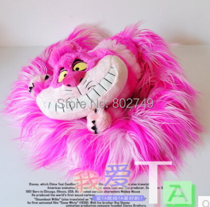 Alice in Wonderland Cheshire Cat Long Tail Stole Boa Scarf Plush Doll NEW 30cm alice in wonderland activity book level 4
