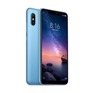 Image 5 - Turquia 3 ~ 7 Dias de Trabalho Global Versão 6 Pro 4 GB 64 GB Snapdragon Xiaomi Redmi Nota 636 Octa núcleo Tela do Smartphone 4000 mAh Completo