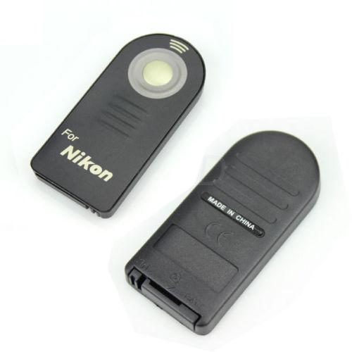 5M Wireless IR Infrared Shutter Camera Remote Control for Nikon ML-L3 D750 D3300 D5300 D7100 D7000 D5100 D5200 D3200 D600 lcd wireless timer shutter release remote control suit for nikon d750 d7100 d7000 d5300 d5200 d5100 d5000 d3300 d3200 d3100 d610