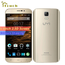 Umi Rome X Smartphone 5.5 inch 1280x720 HD MTK6580 Quad Core Android 5.1 Mobile Cell Phone 1GB RAM 8GB ROM 13MP CAM WCDMA