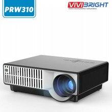 LED Proyector de ALTA DEFINICIÓN 1280*800 Proyector 1280*800 2800 lúmenes Proyector LCD TV Full HD de Vídeo de Cine En Casa Multimedia HDMI/VGA/AV/USB