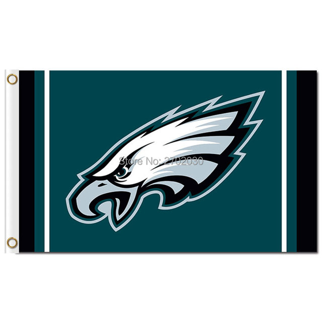 Philadelphia Eagles Banners Super Champions World Series 3ft X 5ft
