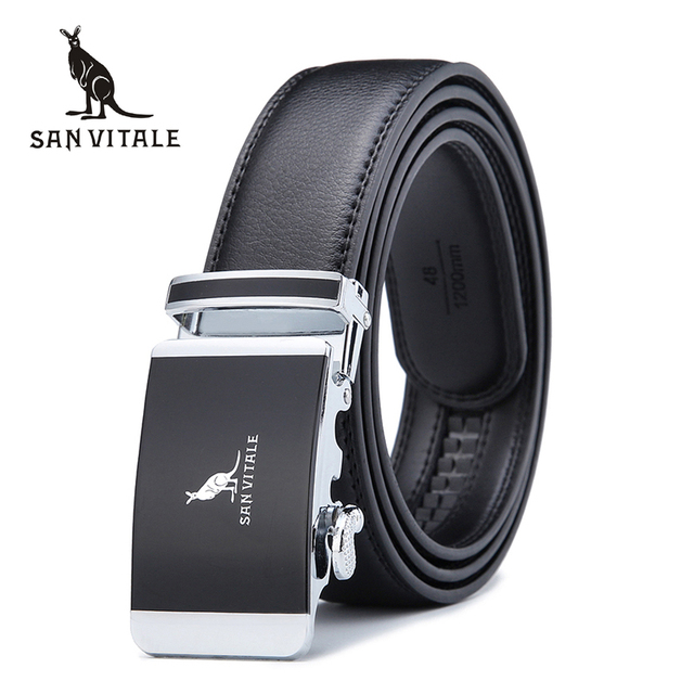 2018 nouvelle Marque hommes de mode De Luxe ceintures pour hommes en cuir ceinture  pour homme c8912563fea