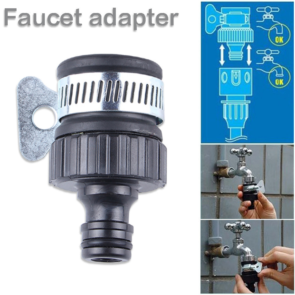 Water Hose Fittings And Adapters Plastic