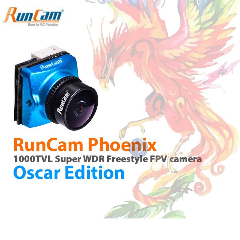 RunCam Phoenix Oscar Edição 1000TVL FPV Camera Lens 2.5 milímetros 1/3