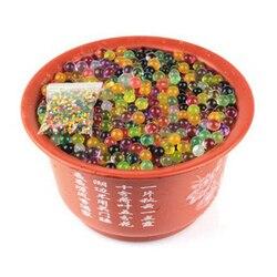 2000pcs multi colors water plant flower jelly crystal soil mud water pearls soil gel beads balls.jpg 250x250