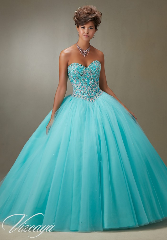 aefef4fe1 Vestidos de 15 corte princesa azul – Vestidos de boda