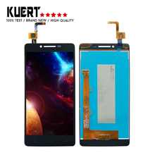Free Shipping 5.0''For Lenovo A6010 1280x720 Digitizer Touch Screen Lcd Display Assembly Replacement Parts