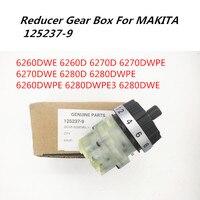 Reducer Gear Box For MAKITA 125237 9 6260D 6260DWE 6260DWPE 6270D 6270DWPE 6270DWE 6280D 6280DWPE 6280DWE 6280DWPE3 Power Tool