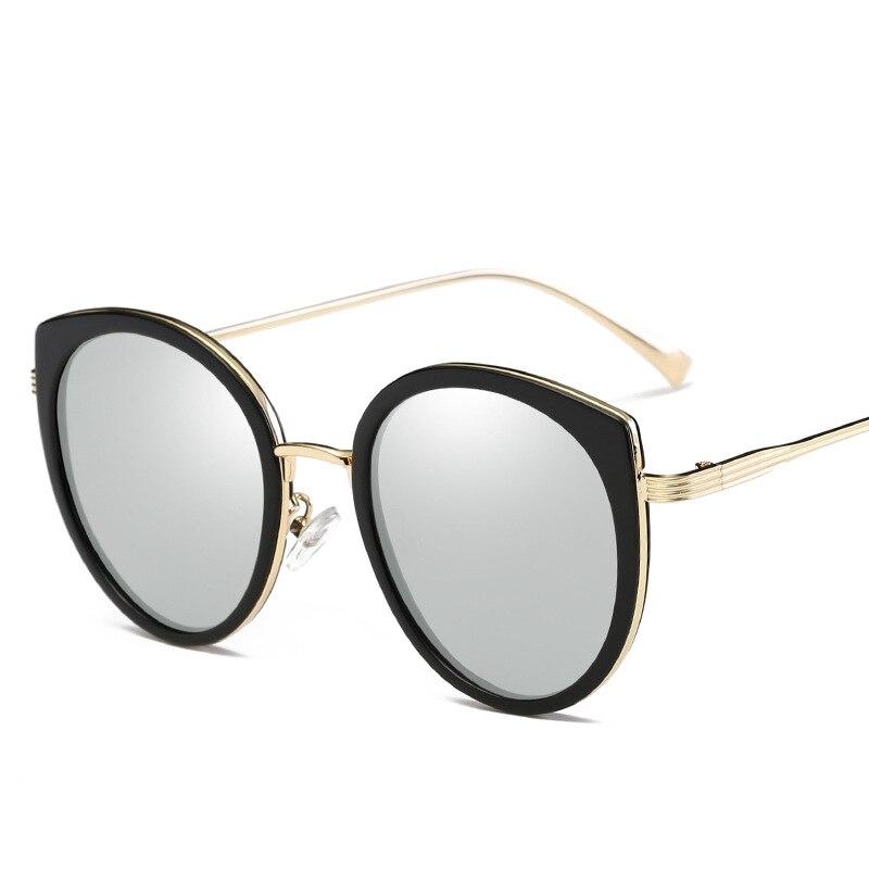 Nova Moda Olho de Gato Óculos Polarizados Para As Mulheres Tendência  Colorido óculos de Sol Femininos Polarizada Mulheres Óculos De Sol óculos  de Moda 48dbfa96f8