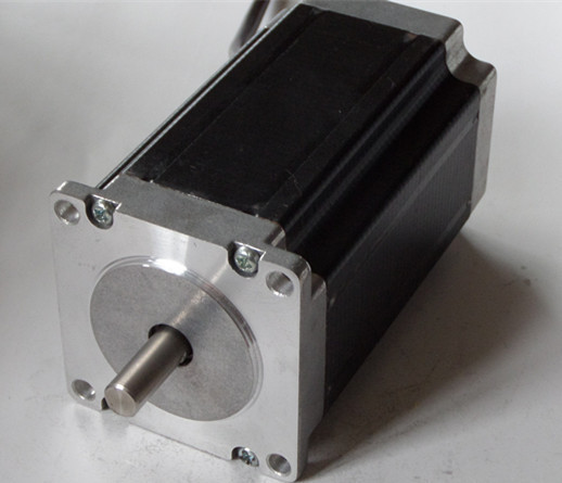 2 PCS/lot 1.8deg nema 23 stepper motor Bipolar 100mm 3N(425 oz.in) 4 Leads CNC Router Laser Grind Foam