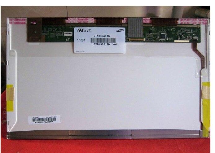 14.0 pouces écran LED LTN140AT02 LP140WH4 LP140WH1 LTN140AT16 LTN140AT26 B140XW01 N140BGE-L21 LTN140AT07 panneau lec