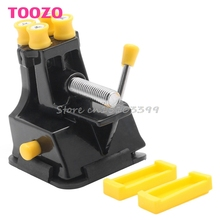 DIY Jewelries Craft Mould Fixed Repair Hand Tool Mini Vice Suction Grip Vise G08 Drop ship
