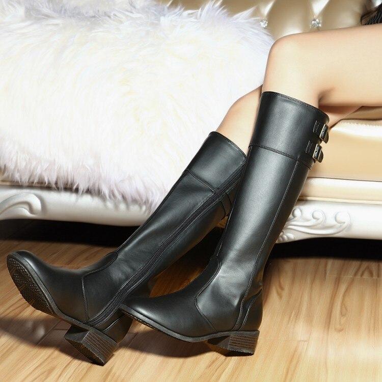 2017 Sale Botas Mujer Boots Shoes Women Boots Fashion Motocicleta Mulheres Martin Outono Inverno Botas De Couro Femininas 888 shoes woman fashion motocicleta mulheres martin outono inverno botas de couro boots femininas botas women boots canvas 9302