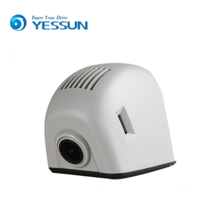 YESSUN Car Wifi Mini DVR Registrator Dash Camera Video Recorder Full HD 1080P For 09-12 Audi A1 A3 A4 A5 A6 A7 Q3 Q5 Q7 bigbigroad for audi a3 a4 a4l a5 a6 q3 q5 q7 2016 2017 2018 car dvr video recorder wifi camera car black box dashcam fhd 1080p