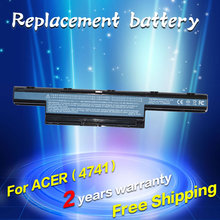 JIGU Аккумулятор для Ноутбука Acer Aspire 7750 7750G 7750z AS5253 E1 5755 5755 Г 5755Z 5755ZG 7251 7551 7551 Г 7551Z 7551ZG 7560 7560 Г