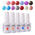 High Quality Cosmetic Arte Clavo Any 5 Colors Cosmetic Nail Polish Nail Gel UV Lamp Set Of Gel Polish