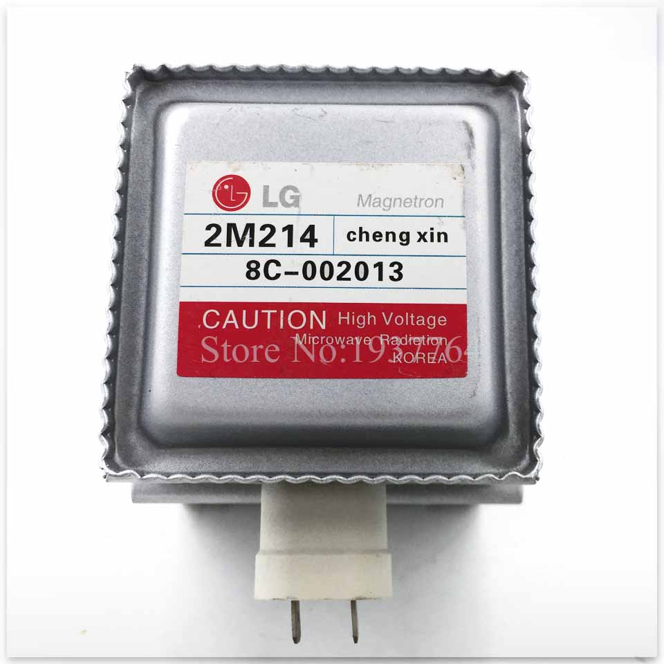 Original Microwave Oven Magnetron 2M214 for LG Microwave PartsOriginal Microwave Oven Magnetron 2M214 for LG Microwave Parts