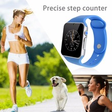 ColMi Smart Watch Pedometer Sleep Fitness Tracker Sleep Monitor Push APP Smartwatch Support SIM Card TF Card For Android Phone