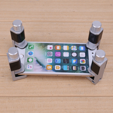 4pcs/lot Phone Repair Tool Kit Adjustable Plastic Clip Fixture LCD Screen Fastening Clamp For Iphone Samsung iPad Tablet Cell
