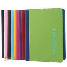 New 2016 Manka Vesa PU Leather Passport Holder Cover Luxury Passport Cases Travel Ticket Pouch Casual Packages Passport Bag