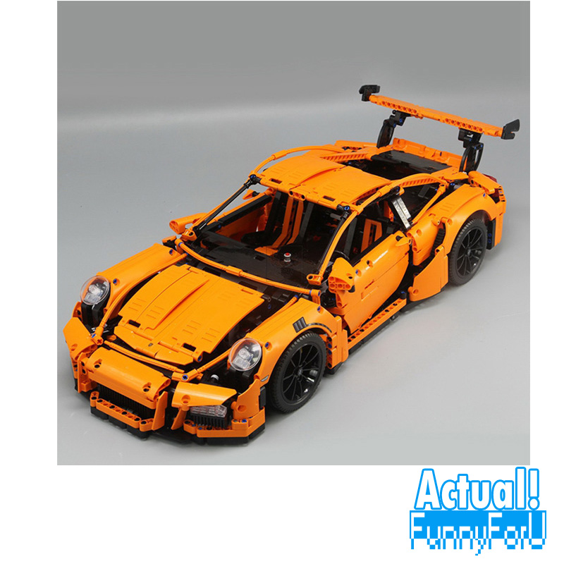 LEPIN 20001 2758pcs Technic Series Super car Model Building Kits Blocks Bricks Compatible legoINGly 42056 toys for children gift lepin 21004 ferrarie f40 sports car model legoing building blocks kits bricks toys compatible with 10248