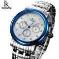 For multifunctional male watch casual mens watch ik fully-automatic mechanical watch