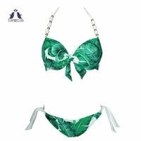 Bathing Suit Swimwear Beachwear Beach Pineapple Floral Sexy Swimsuit Swimming Pool Bather Triangle Bikini Swimsuit Shorts