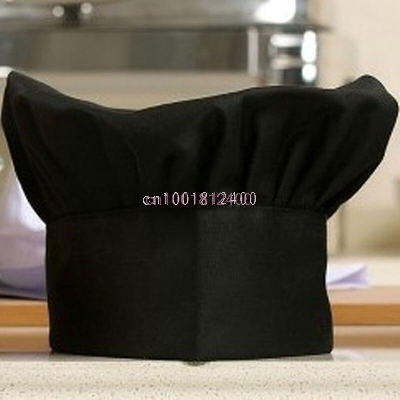 Comfortable Cook Adjustable Men Kitchen Baker Chef Elastic Cap Hat Catering New cook with jamie