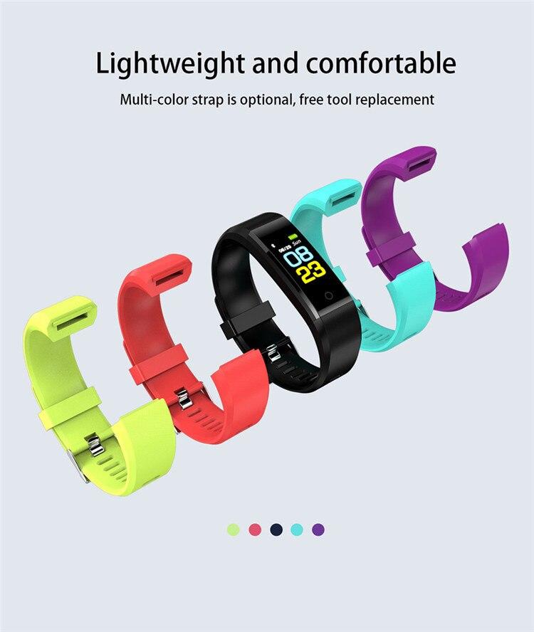 schnoah smart bracelet 12