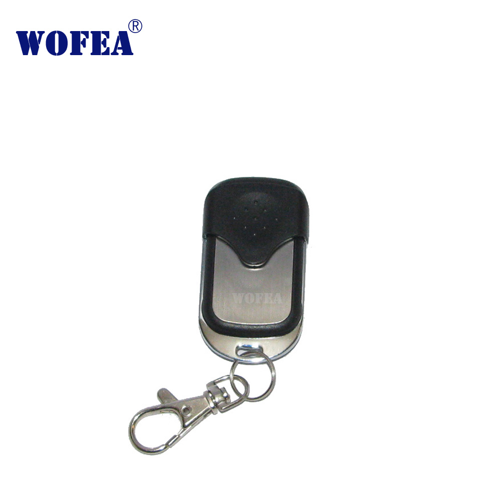 Wofea Wifi Alarm GSM Alarm Wireless Remote Control Learning Code 1527 433mhz