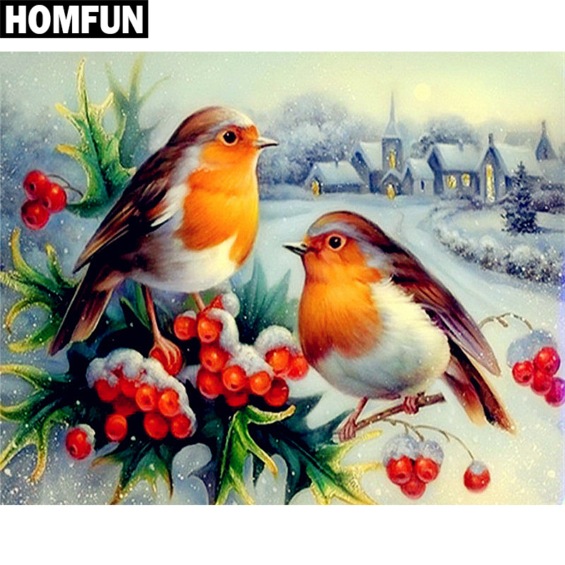 Arts,crafts & Sewing Diamond Painting Cross Stitch Honesty Diy Diamond Painting House Scenery 3d Diamond Embroidery Cross Stitch Needlework Home Decor Round Drill Christmas Gift Complete In Specifications
