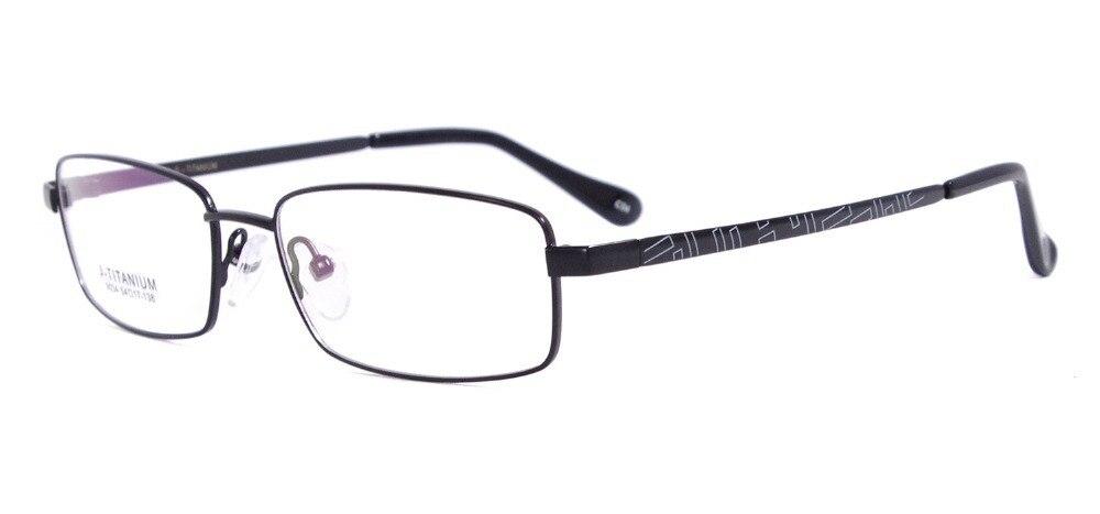 Aliexpress.com   Buy Business Titanium Eyeglasses Frames For Men Optical  Myopia Glasses Frame Armacao de Oculos de Grau Masculino DD0747 from  Reliable ... e8b7a14be5