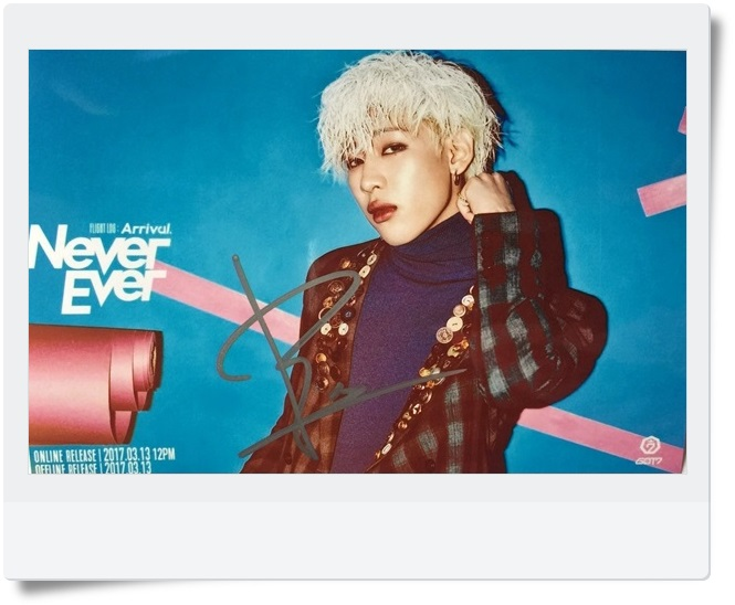 GOT7 GOT 7 BAMBAM  autographed signed photo FLIGHT LOG:ARRIVAL  6 inches new korean freeshipping 03.2017 got7 got 7 jb mark autographed signed photo flight log arrival 6 inches new korean freeshipping 03 2017