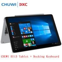CHUWI Hi13 13 5 Inch 2 In1 Tablet PC Windows 10 Intel Apollo Lake Celeron N3450
