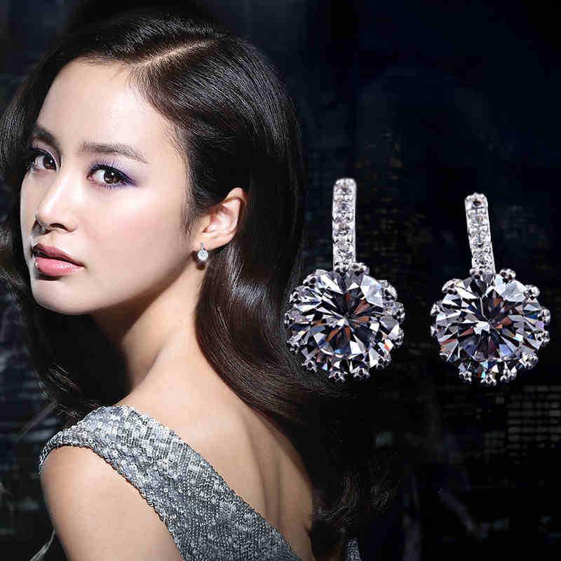 Modna vruća prodaja na veliko novi dizajn super sjajne cirkonske 925 - Modni nakit - Foto 1
