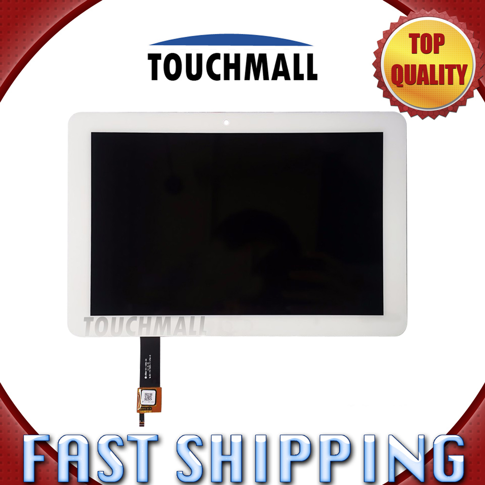 For Acer Iconia Tab A3-A20 Replacement LCD Display Touch Screen Digitizer Glass Assembly 10.1-inch White For Tablet grade a replacement lcd glass screen ecran touch display digitizer assembly for oppo r9 plus 6 0 inch white with free tool kit