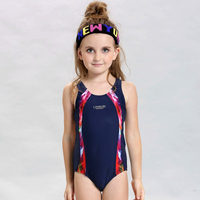 New Arrival Kids Girls Swimwear One Piece Bathing Suit Beach Wear Children Student Bikini Summer Wear