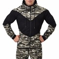 New 2017 Camouflage Autumn Winter Fashion Men Hoodies Casual Cotton Fleece Male Pullover Mens Crewneck Sweatshirt