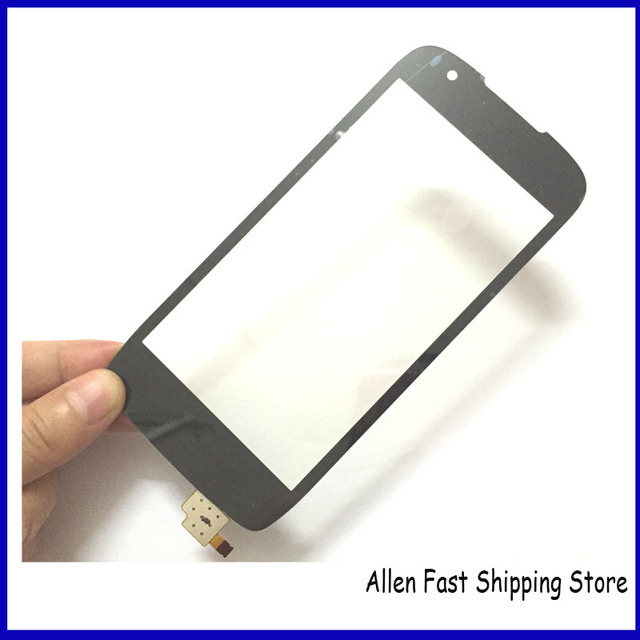 Original New Mobile Phone Touch Panel For Fly IQ4405 Evo Chic 1 IQ 4405 Digitizer Sensor Glass Touch Screen Free Tools