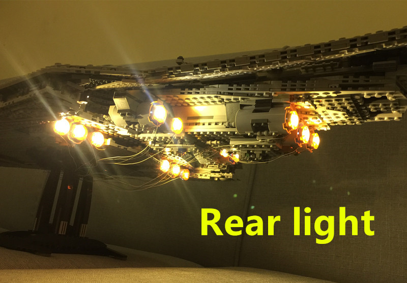 lego lighting. LED Light Up Kit For Lego 10221 Compatible With 05028 ( Bricks Set Not Included) Star Wars Execytor Super Destroyer -in Blocks From Toys \u0026 Hobbies On Lighting A