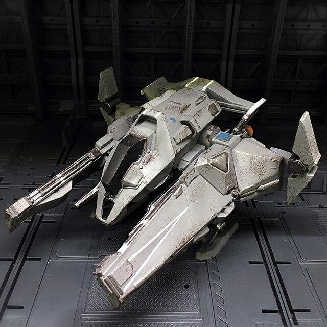 Estartek JOY TOY 1 27 3D Pazzle Military DOUBLE FORK HALBERD Model Block Toys Collection Action