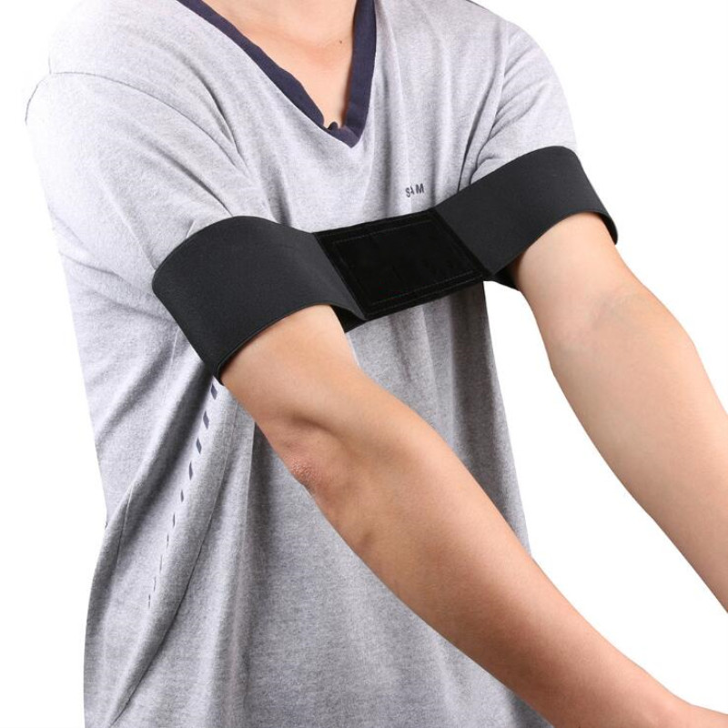 36 X 7cm Golf Swing Trainer Practicing Guide Gesture Alignment Training Aid Aids Correct Swing Trainer Elastic Arm Band