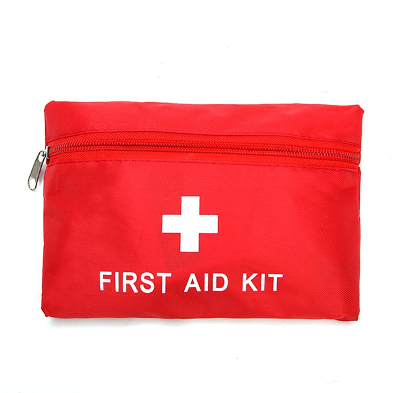 Safurance First Aid Kit Bag Waterproof Nylon Health Care Emergency Survival Treatment  Outdoor Survival  Security Safety empty bag for travel medical kit outdoor emergency kit home first aid kit treatment pack camping mini survival bag