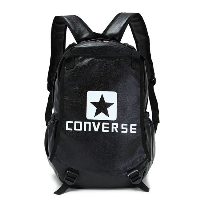 black converse bag