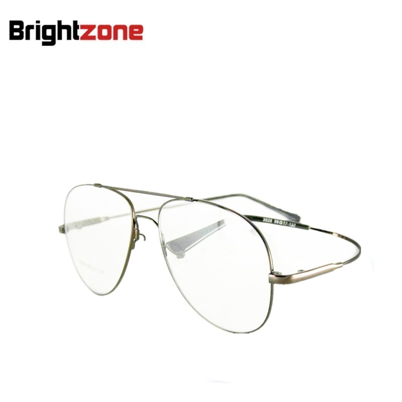 New Arrival Best selling metal full flexible single bridge temple optical eyeglasses frame eye glasses eyewear