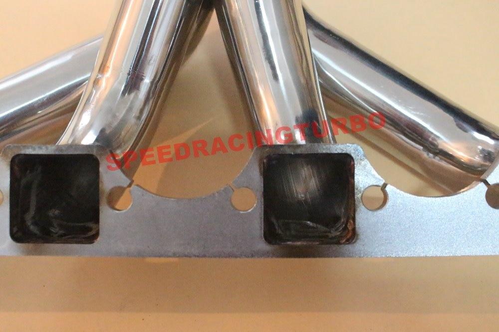 FIT CADILLAC FIT V8 472/500 STAINLESS STEEL EHAUST RACING REDING - Avtomobil ehtiyat hissələri - Fotoqrafiya 4