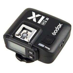 Image 2 - GODOX X1R S TTL 2.4 جرام 1/8000 ثانية HSS اللاسلكية فلاش استقبال لسوني A58 A7RII A7II A99 A7R a6300 X1T S Xpro S الزناد الارسال