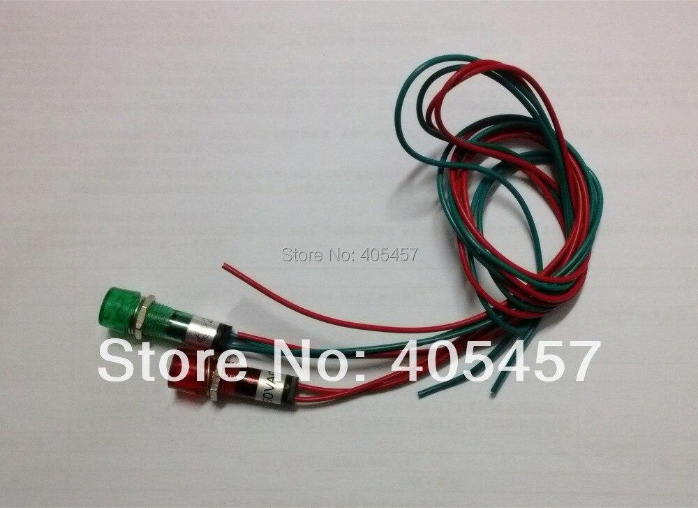 aliexpress : buy 220v water boiler power red green light, Reel Combo