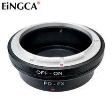 FD FX Canon FD Lens için FX montaj kamera Lens adaptörü Fujifilm Fuji XT10 XT20 XT30 XT2 XT1 XE3 XE2 XA5 XA3 XA2 X PRO2